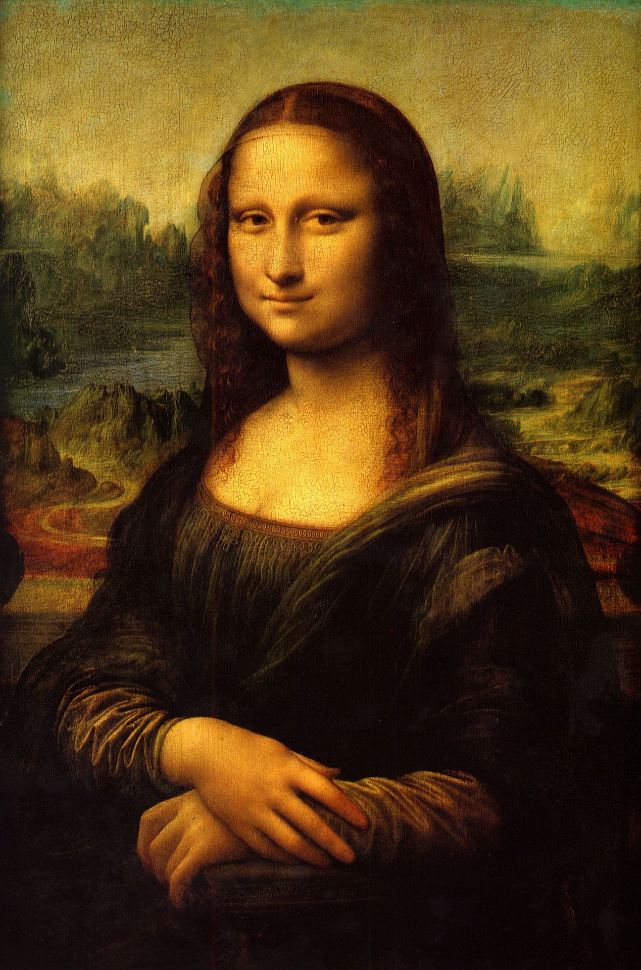 Did Leonardo da Vinci paint a second Mona Lisa?