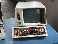 1980s computer photo