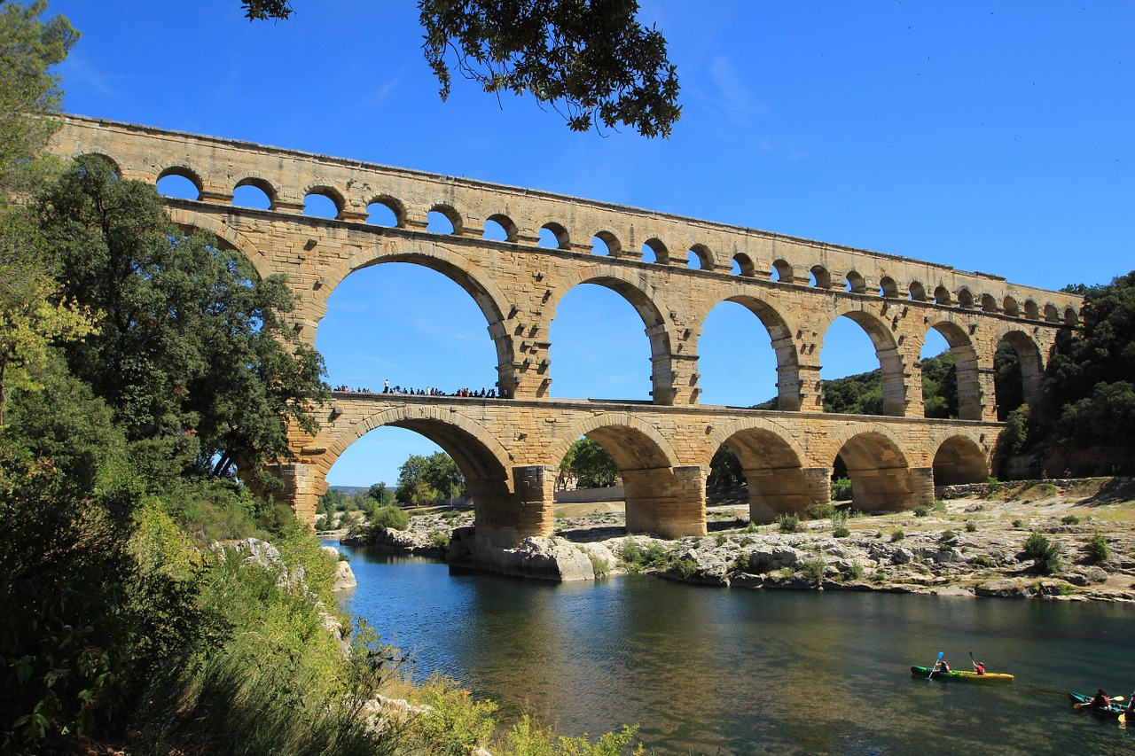 Basic information on Roman aqueducts