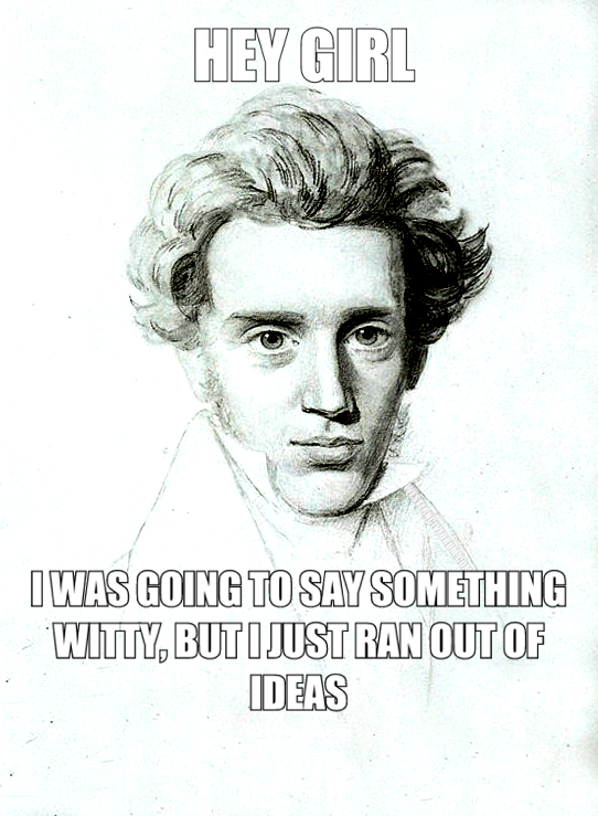Kierkegaard and the Industrial Revolution