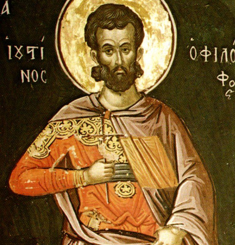 Justin Martyr vs. the Roman Empire
