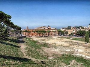 The Circus Maximus.