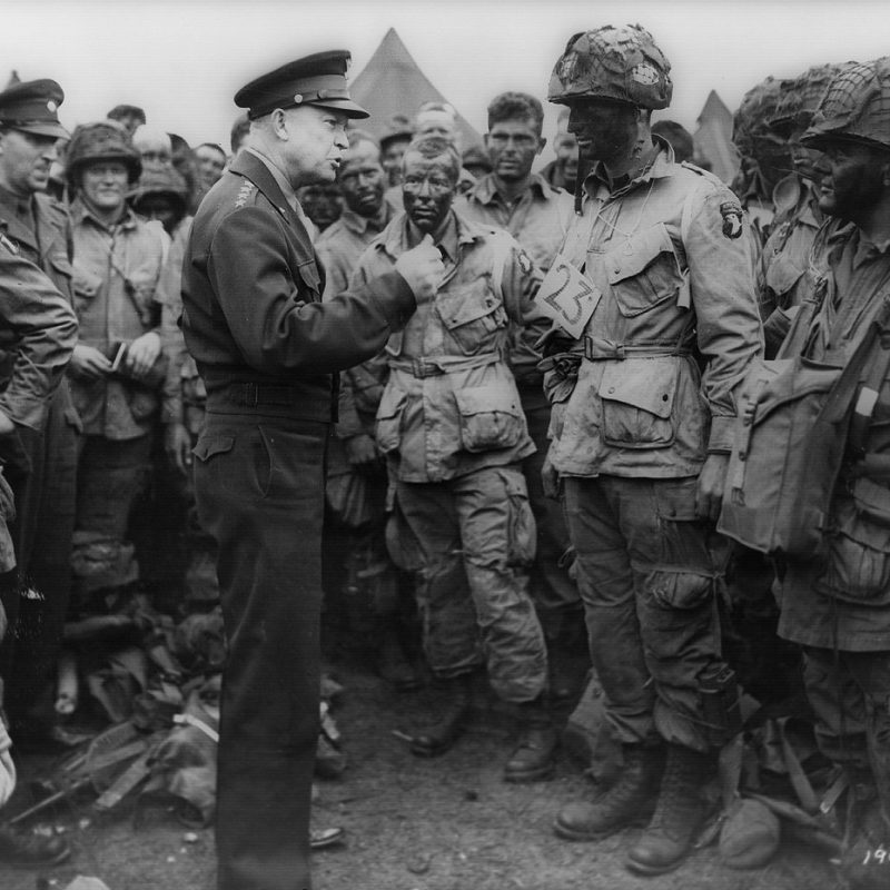 Eisenhower's letter in case of D-Day defeat