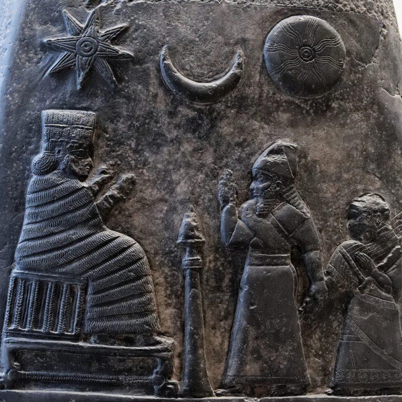 The Babylonian Bride