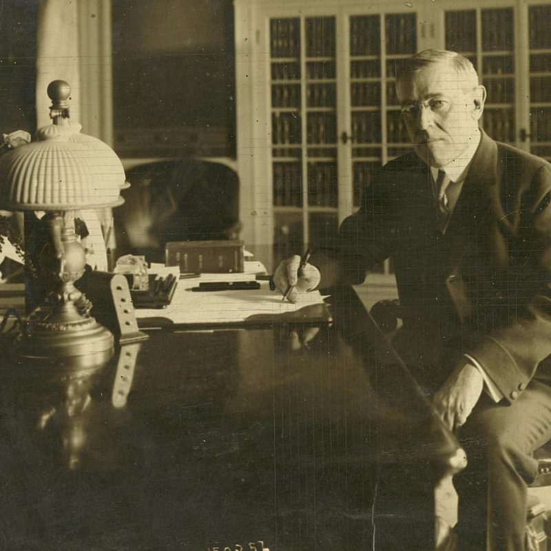 A Critique of Woodrow Wilson's Fourteen Points