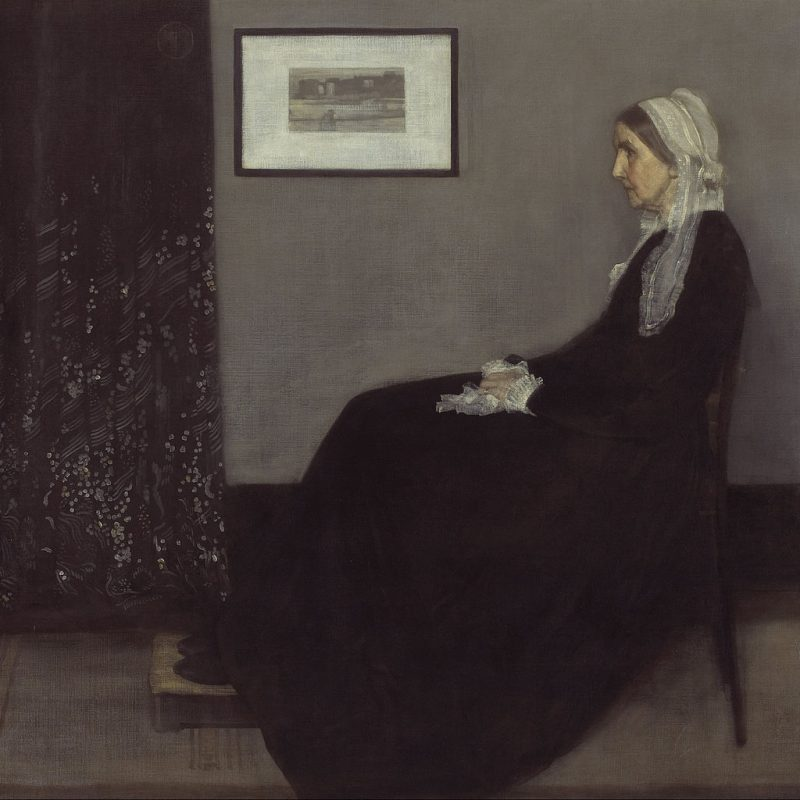 James McNeill Whistler's curious military career