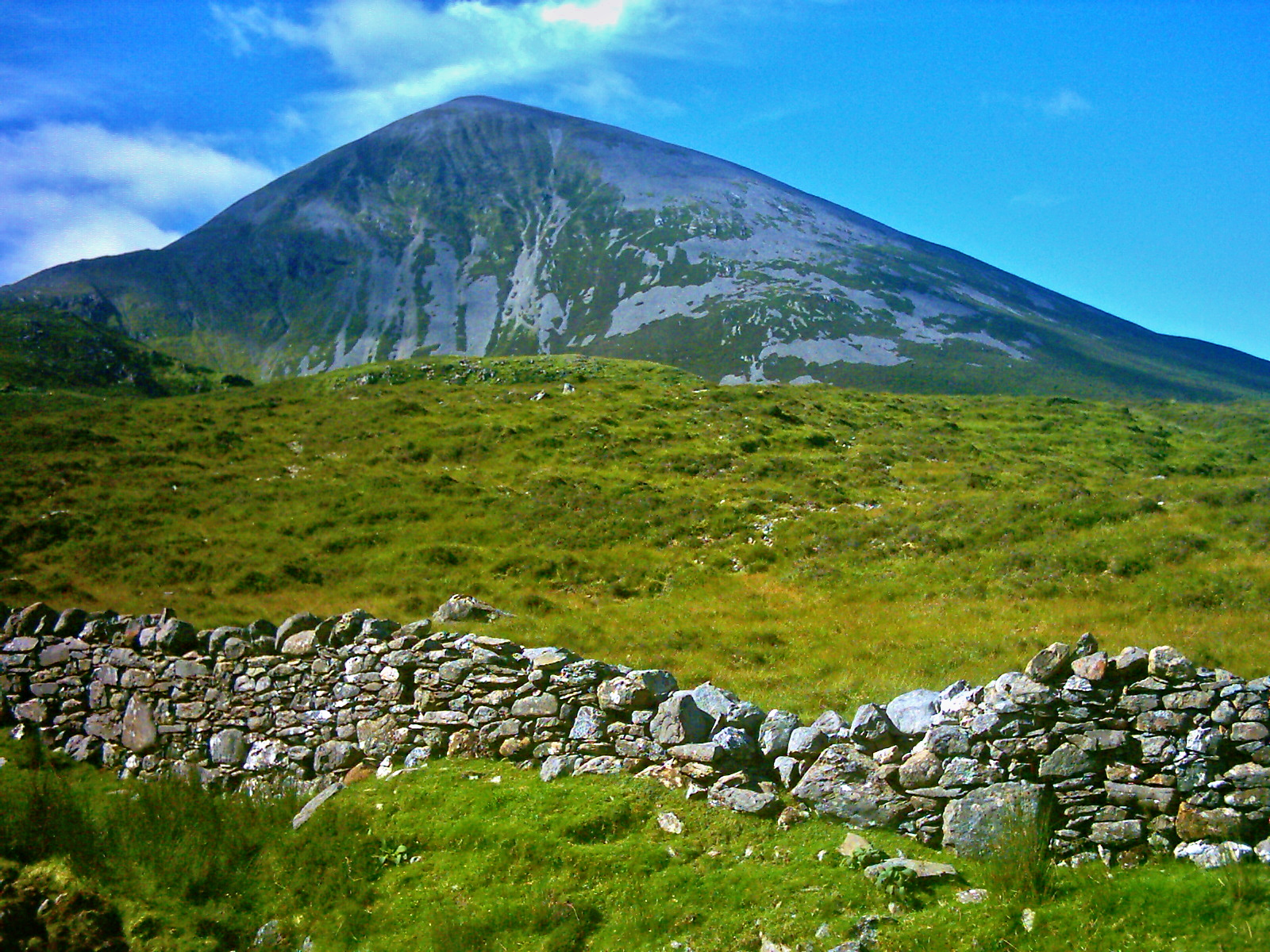 A Brief History of Ireland's Croagh Patrick