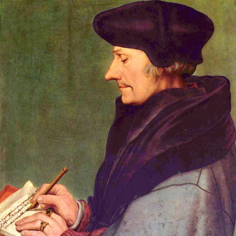 Humanism : Erasmus and Freedom of Will