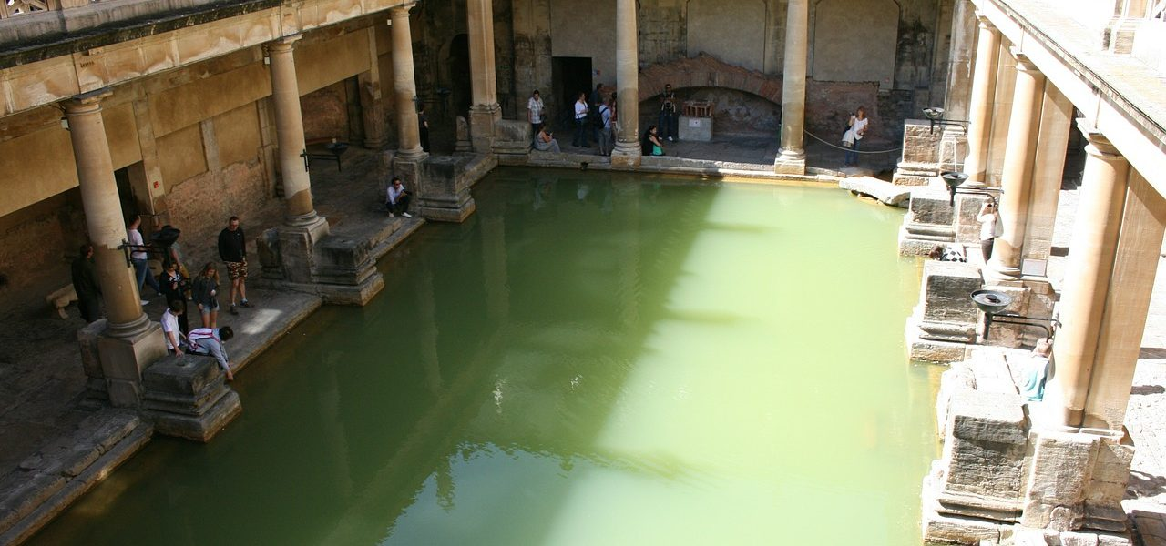 Roman baths: hodgepodge zones of the ancient world